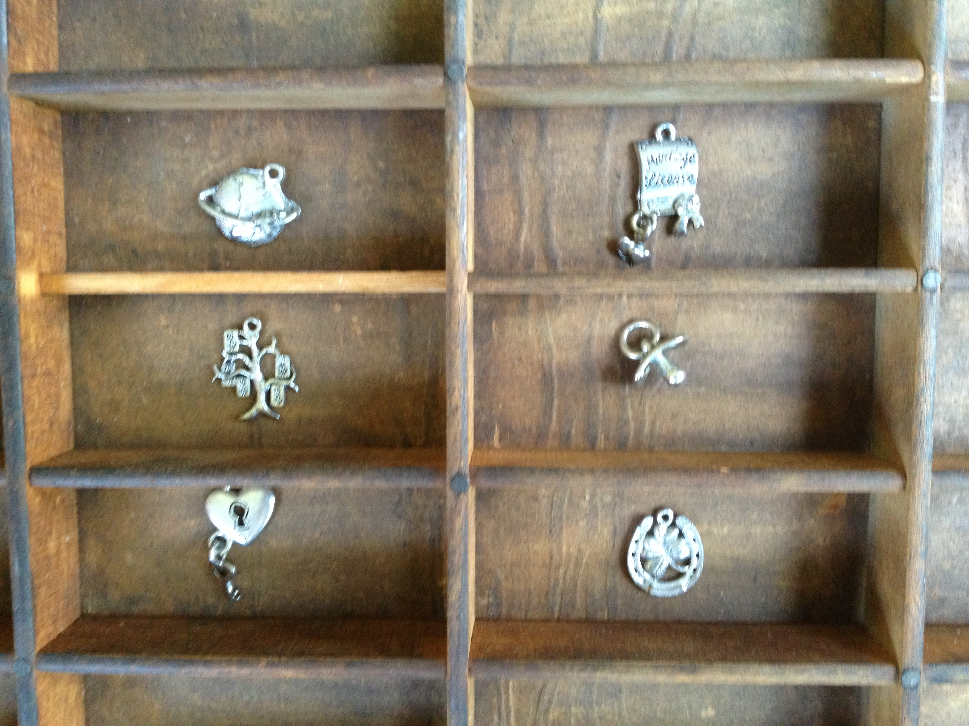 Set Of 6 Wedding Cake Charms Wedding Cake Charms And Cake Pulls  # Muebles Wimpy Bogota